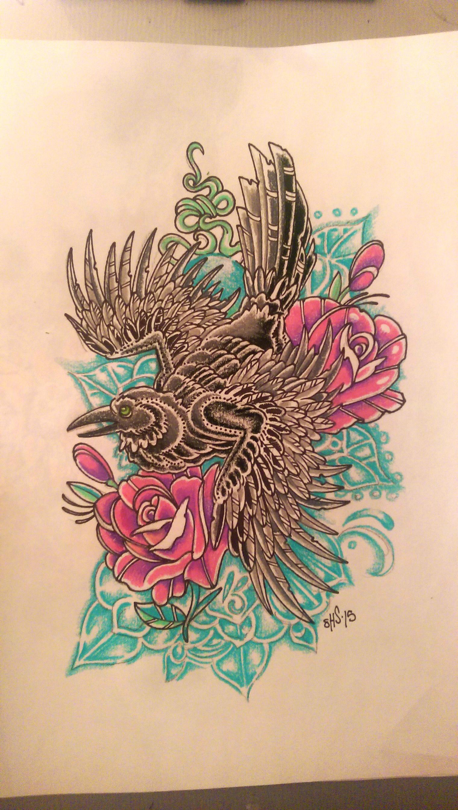 Longmont Tattoo Shop Artist Raul Regalado Skinhouse Studio
