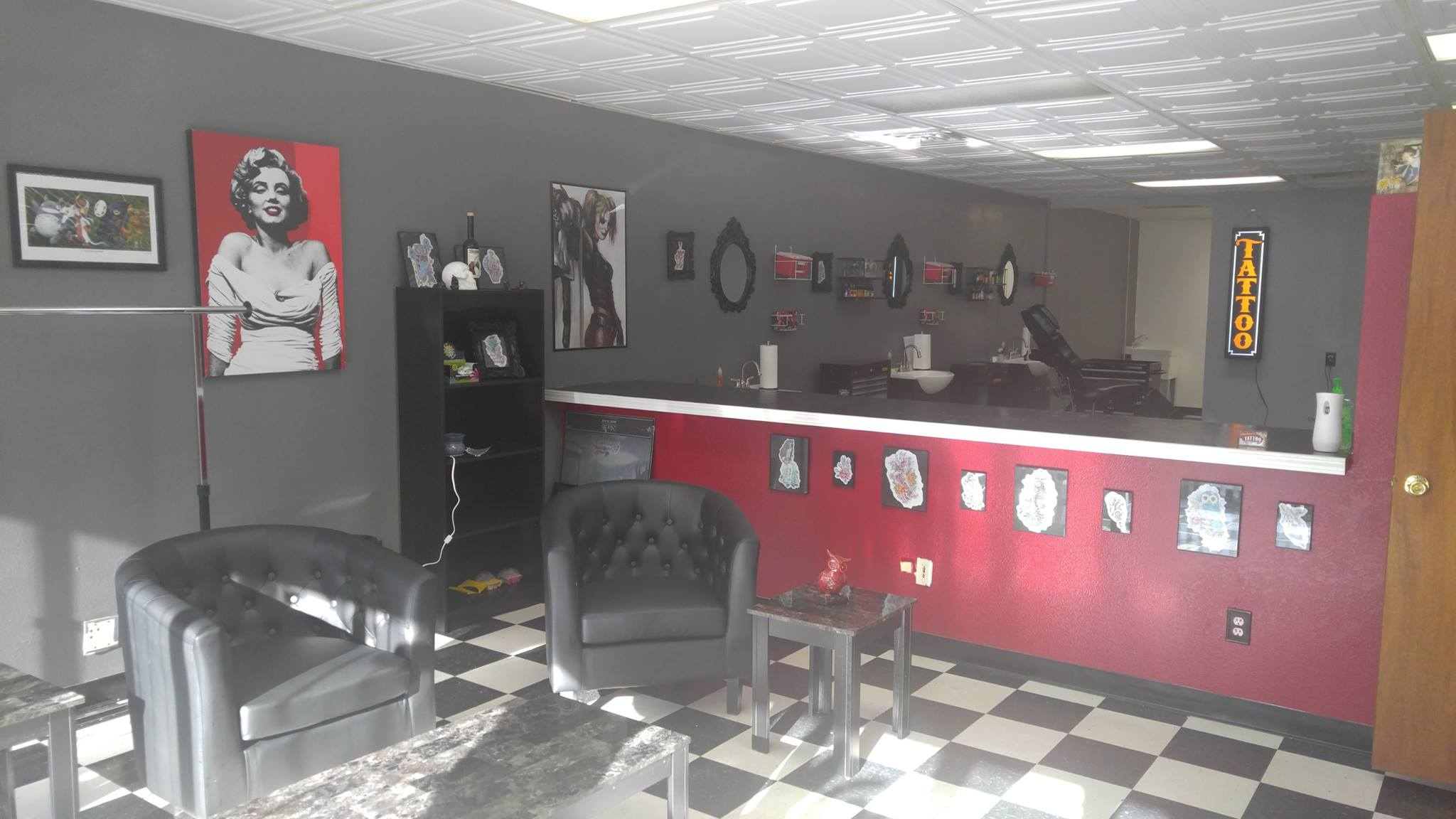 Longmont Skinhouse Tattoo Studio