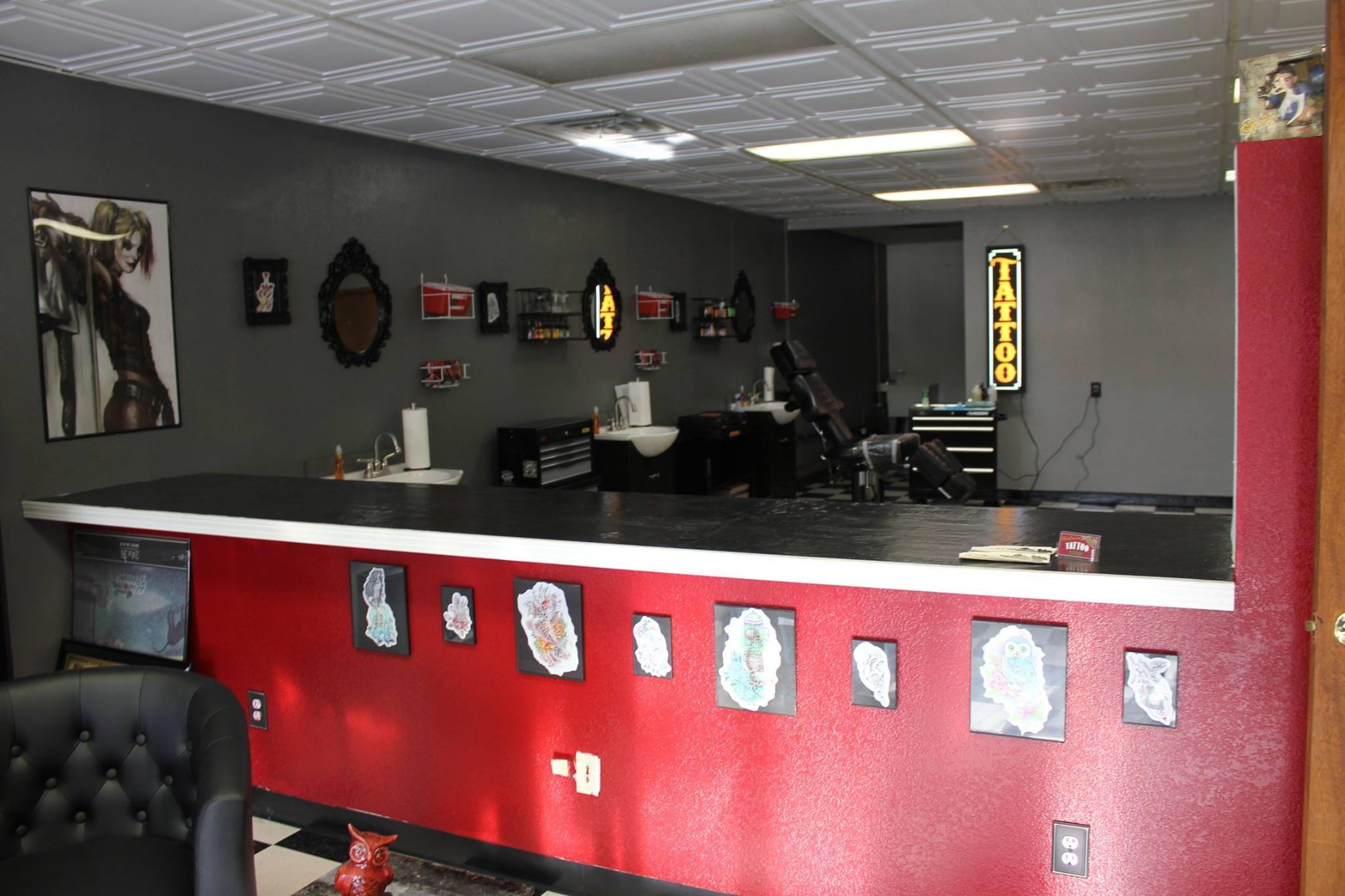 Longmont Skinhouse Tattoo Studio