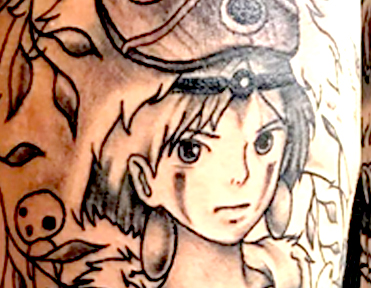 princessmononoke_tattoo